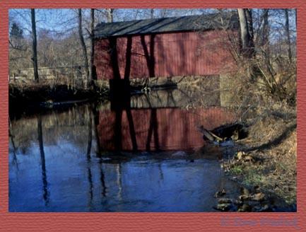 Delaware covered bridges